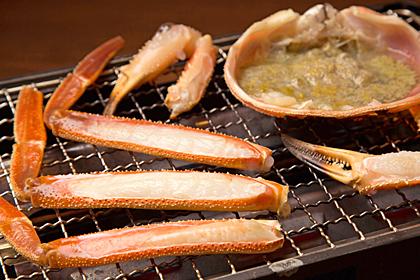 冬の味覚!カニ料理